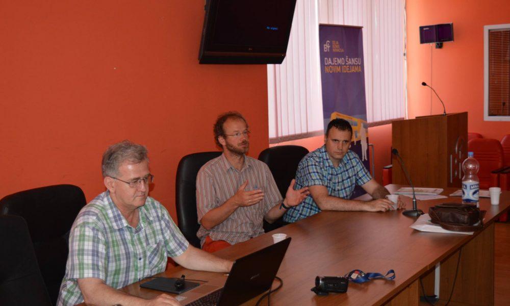 Radni sastanak povodom razvoja SBC