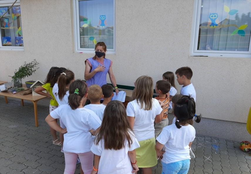 Radionice za predškolce